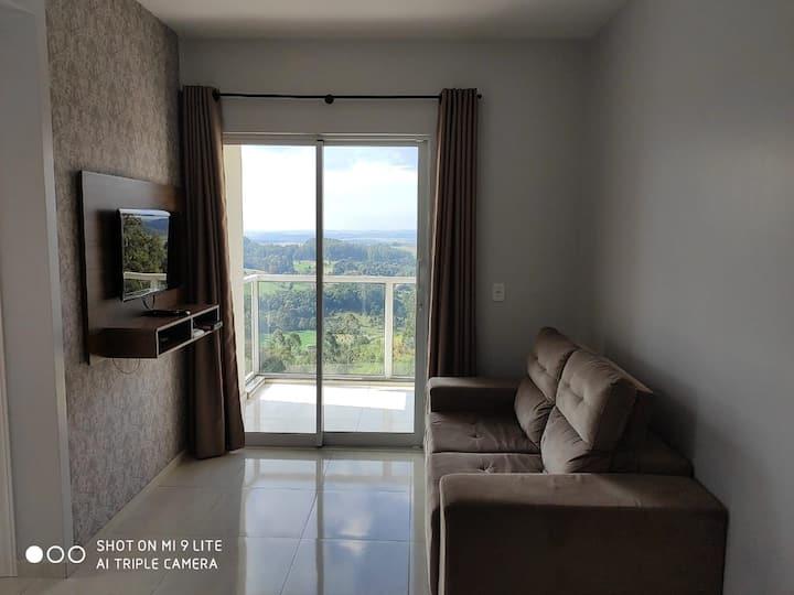 Apartamento novo, lindo, perto Parati e Unochapecó