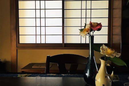 Just a regular Japanese house