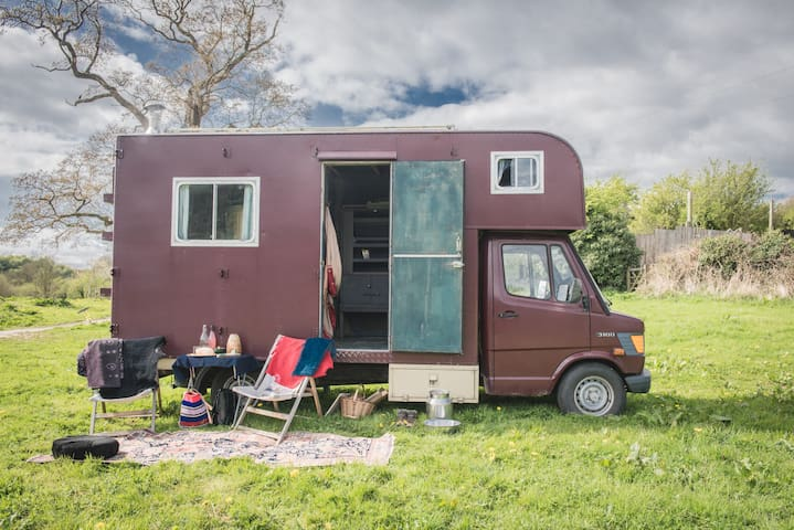 Campervan -In Bristol/Self Drive/we can deliver