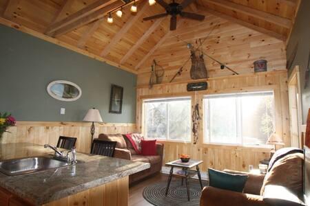 The Angler Cabin at Loon Ridge
