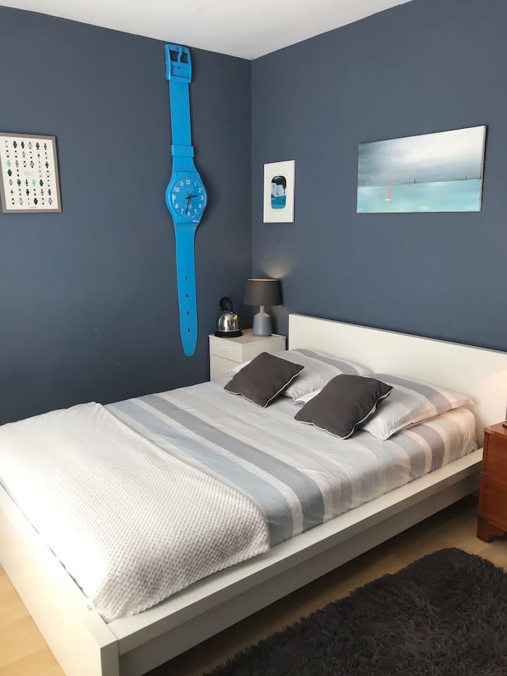 Chambre individuelle dans maison particulière