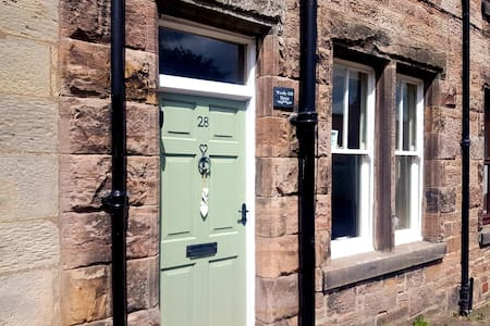 Woolly Hill House  - Cosy House in Central Wooler