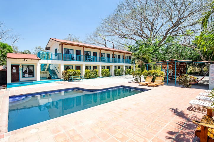 Cabinas Diversion Tropical - Flexible Room