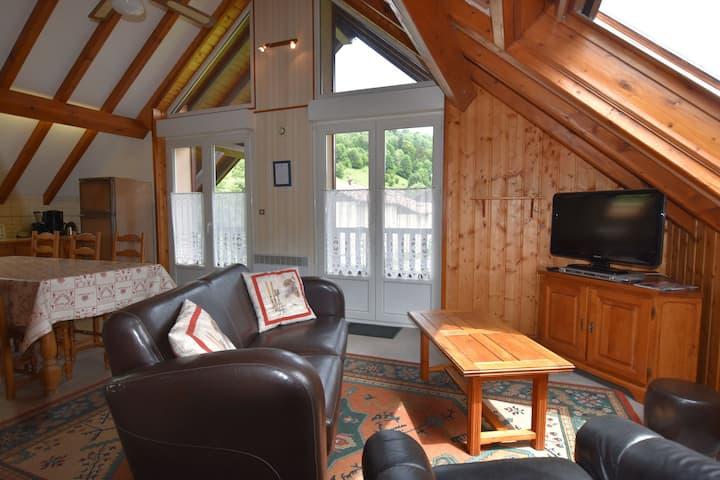 Beautiful Apartment in La Bresse near Ski Area