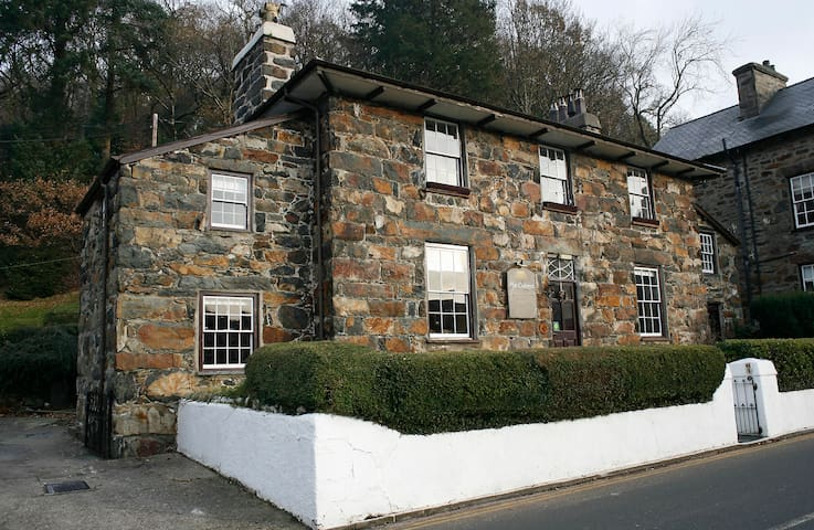 Plas Colwyn luxury self catering - Beddgelert