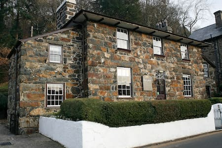 Plas Colwyn luxury self catering - Beddgelert - บ้าน