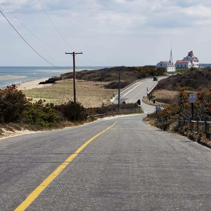 Cape Cod scene