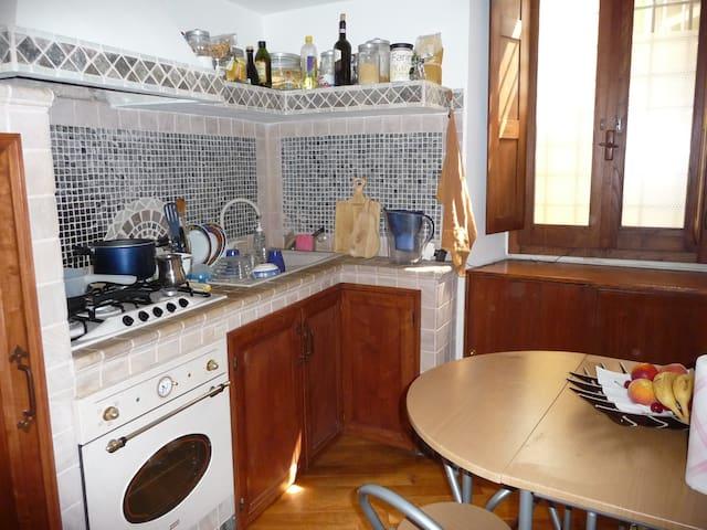 Studio flat by Stazione Trastevere - Rome - Appartement