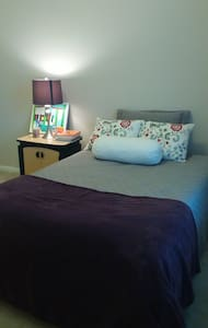 Private room and full bath for rent new home - Richmond
