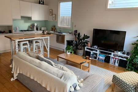 Cosy Melbourne room in the heart of Yarraville