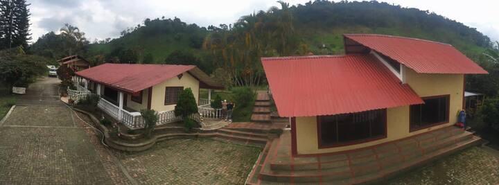Cabaña en Pauna Boyacá