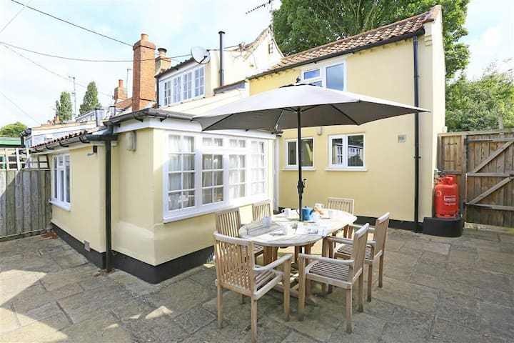 Rural cottage great for walkers - Westleton - Casa