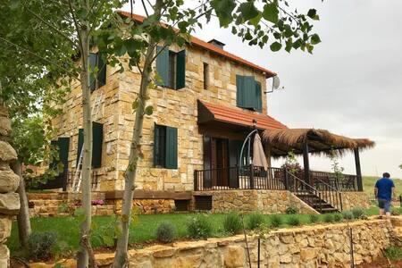 Laqlouq Unique Traditional Villa/one month minimum