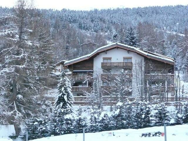 Swiss Bliss 50 meters to Ski Lifts - Haute-Nendaz - Lägenhet