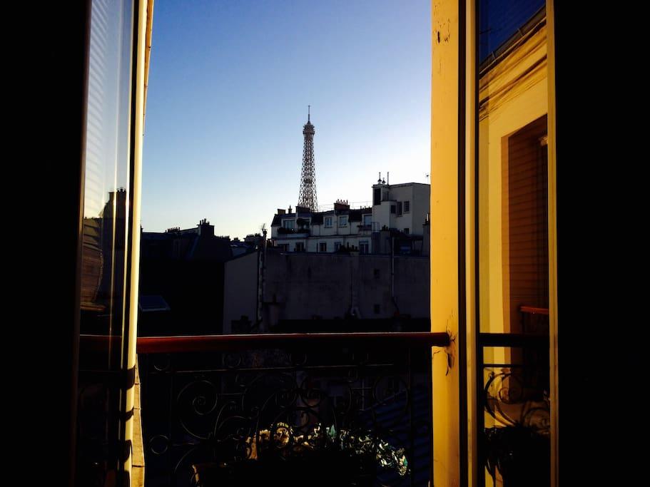 Good morning Paris !