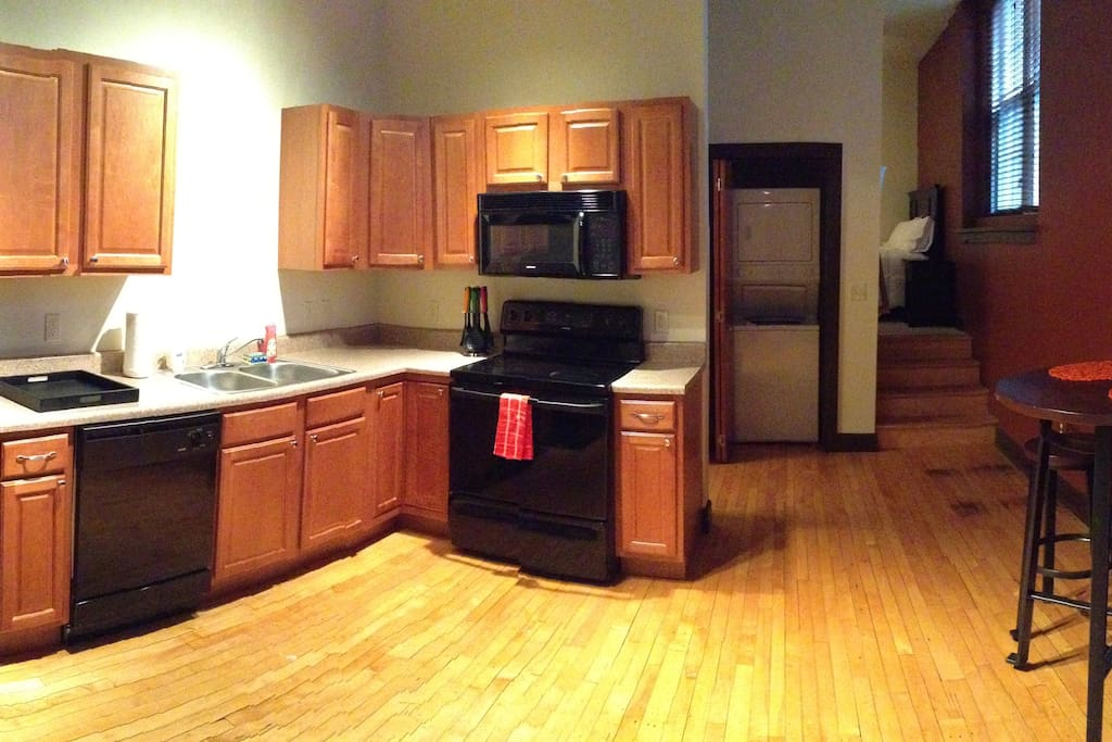 216 1 Bedroom Apartment In Old Town Flats For Rent In Wichita Kansas United States