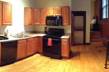 1-bdrm apartment in Old Town / Downtown - Wichita - Lejlighed