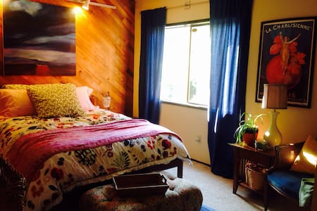 Hagen Hill BnB - Comfy Country, close to the City.