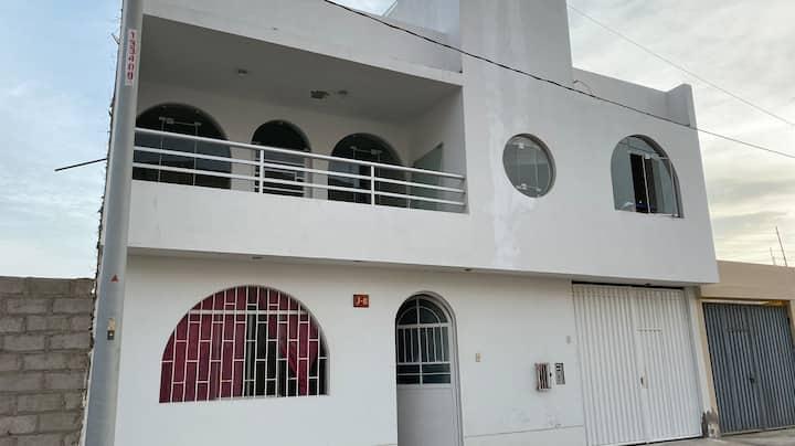 Casa de Playa en Camaná, Arequipa (Solo 1er piso)