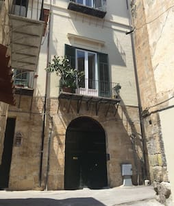 Valverde Apartment - Palermo