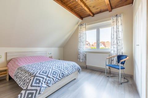 Appartement privatif dans maison