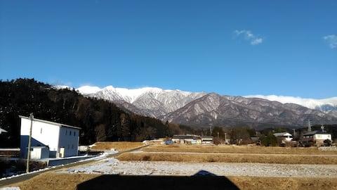 Da Stefano(山の眺望が美しいステファノの家)