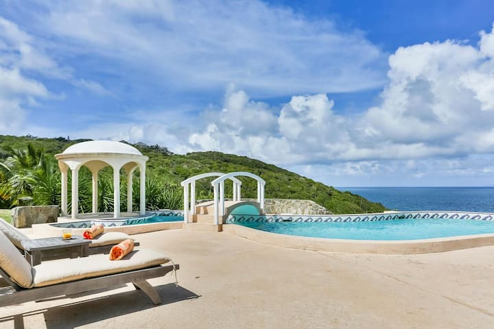 Villa Equinox at Gros Islet