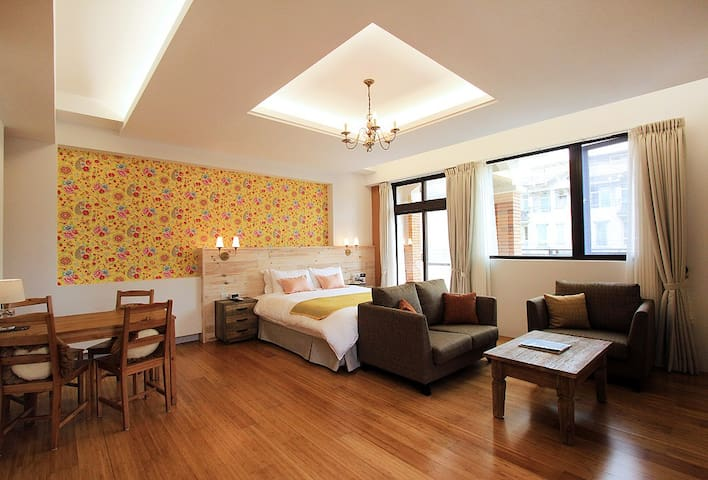 HANA雙人 - Hualien City - Bed & Breakfast