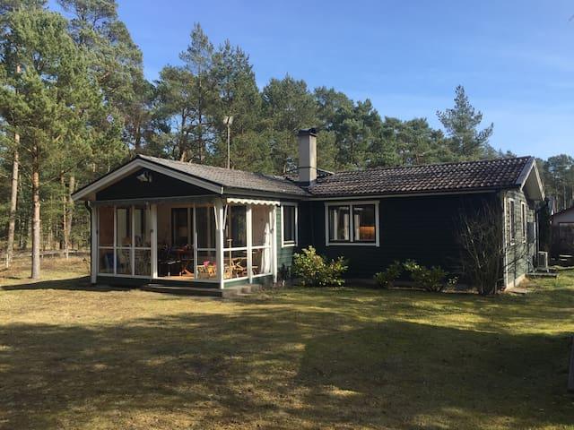 Hus nära havet i Yngsjö - Kristianstad Ö - Flat