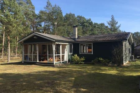 Hus nära havet i Yngsjö - Kristianstad Ö - 公寓