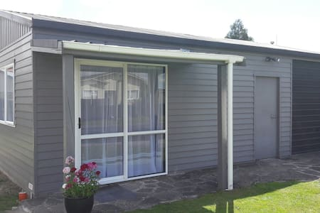 Quiet private and close to town. - Rotorua - Appartamento