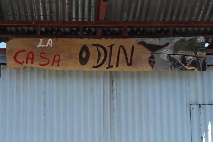 LA CASA DE ODIN. 2