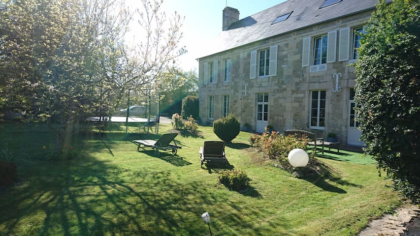 Belle et spacieuse demeure - Tourville-sur-Odon - Casa