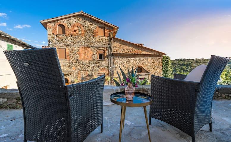 Casa Collodi - charming house with garden & hydro
