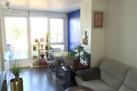 Lovely appartment - All Equiped - Romainville