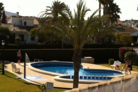 Paradiset nära havet.. Santiago de la Ribera - San Javier