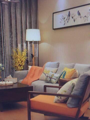 Exquisite warm room