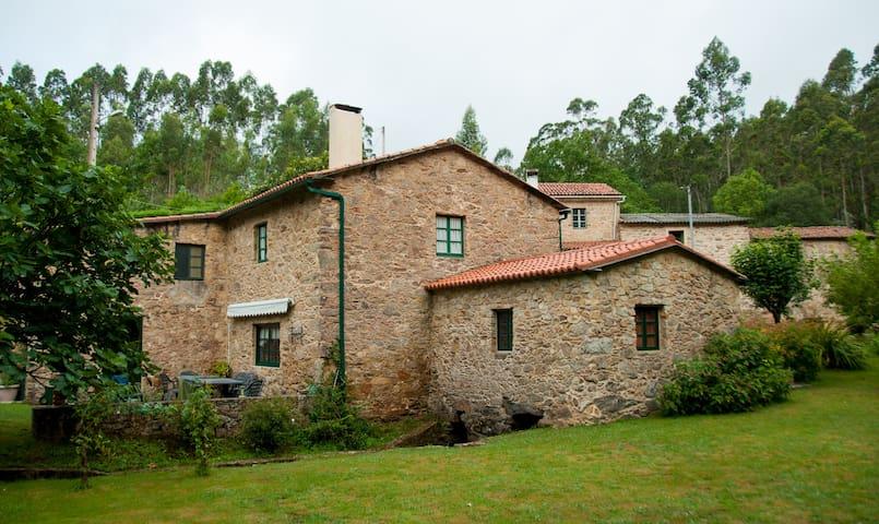 Casa rural antiguo molino rehabilitado