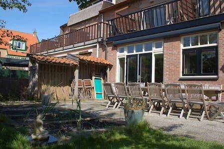 Strandvilla Flore - Bergen aan Zee - Apartamento