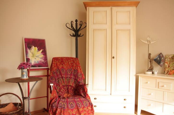 Privatzimmer - nur für Frauen
