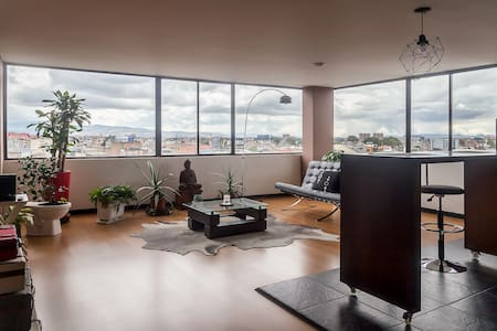 Zona T / Great spot - Bogotá - Appartement