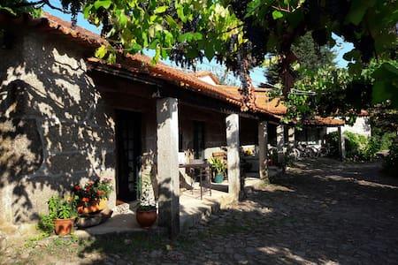 """Quarto """"Outros Tempos"""" na Quinta do Castro"""