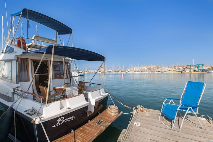 SPECIAL VACATION ON A BOAT IN TORREVIEJA - Torrevieja - Boat