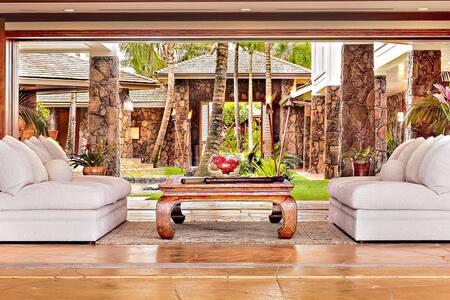 Luxury Villa in Kailua, Hawaii. - Kailua - Villa
