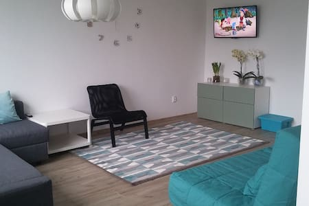 Apartament kawalerka Gdynia blisko morza i centrum - Gdynia