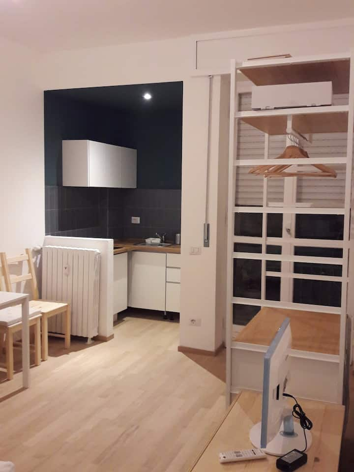Newly renovated apartment in Milan