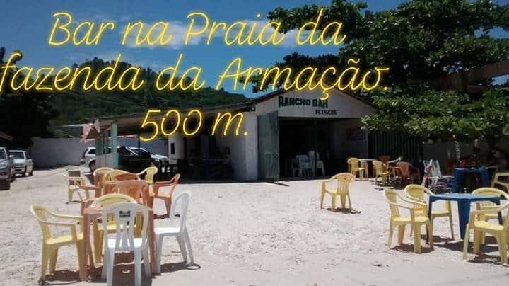 Casa na Praia em Governador Celso Ramos