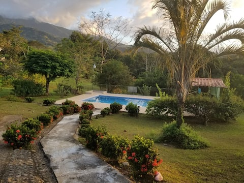 A unique typical Costa Rica rural stay experience