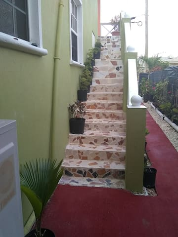 Bajan holiday home