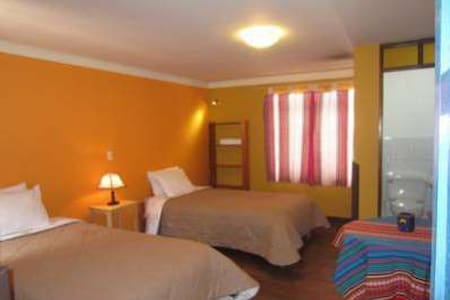 Pisac Quishu Guest House - Pisac - Bed & Breakfast